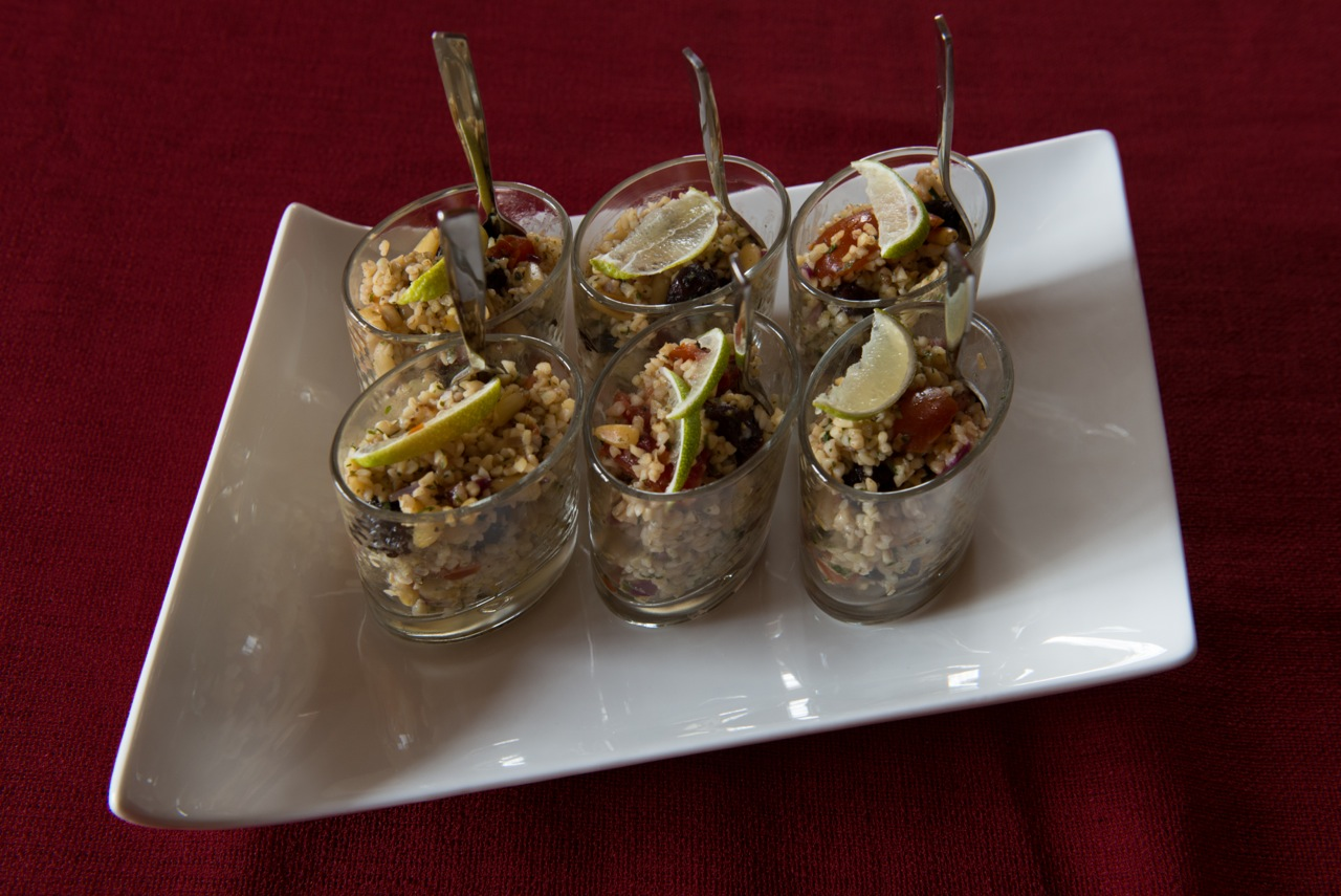 Quinoa Fingerfood