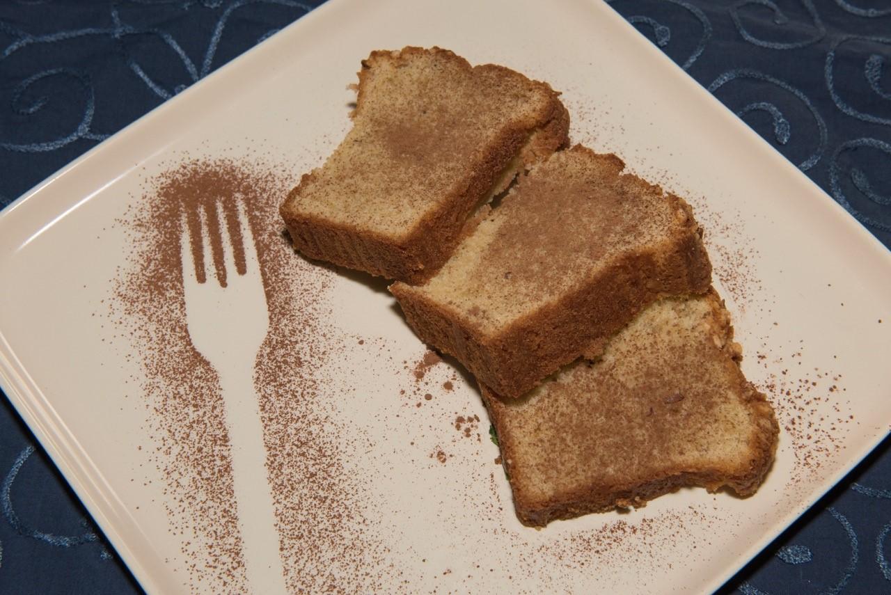 Haselnusskuchen