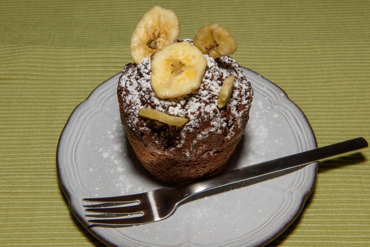 Bananen Cupcakes